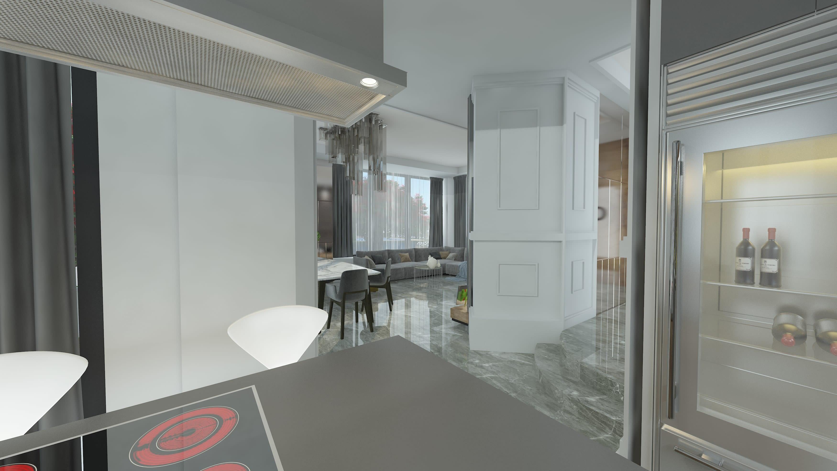 5 Yatak Odalı  Ciklos'ta Satılık Lüks Villa 5250