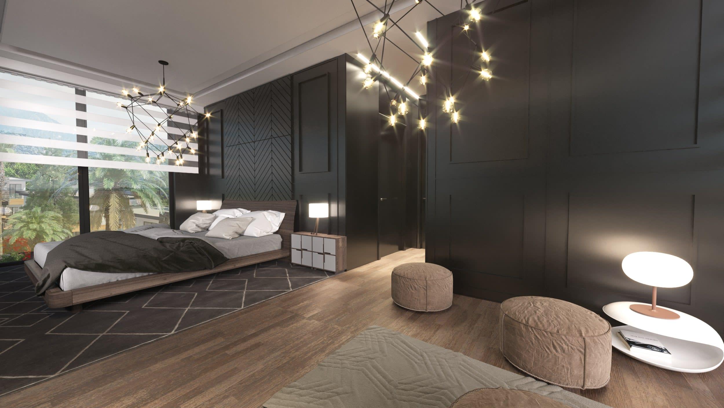 5 Yatak Odalı  Ciklos'ta Satılık Lüks Villa 5255