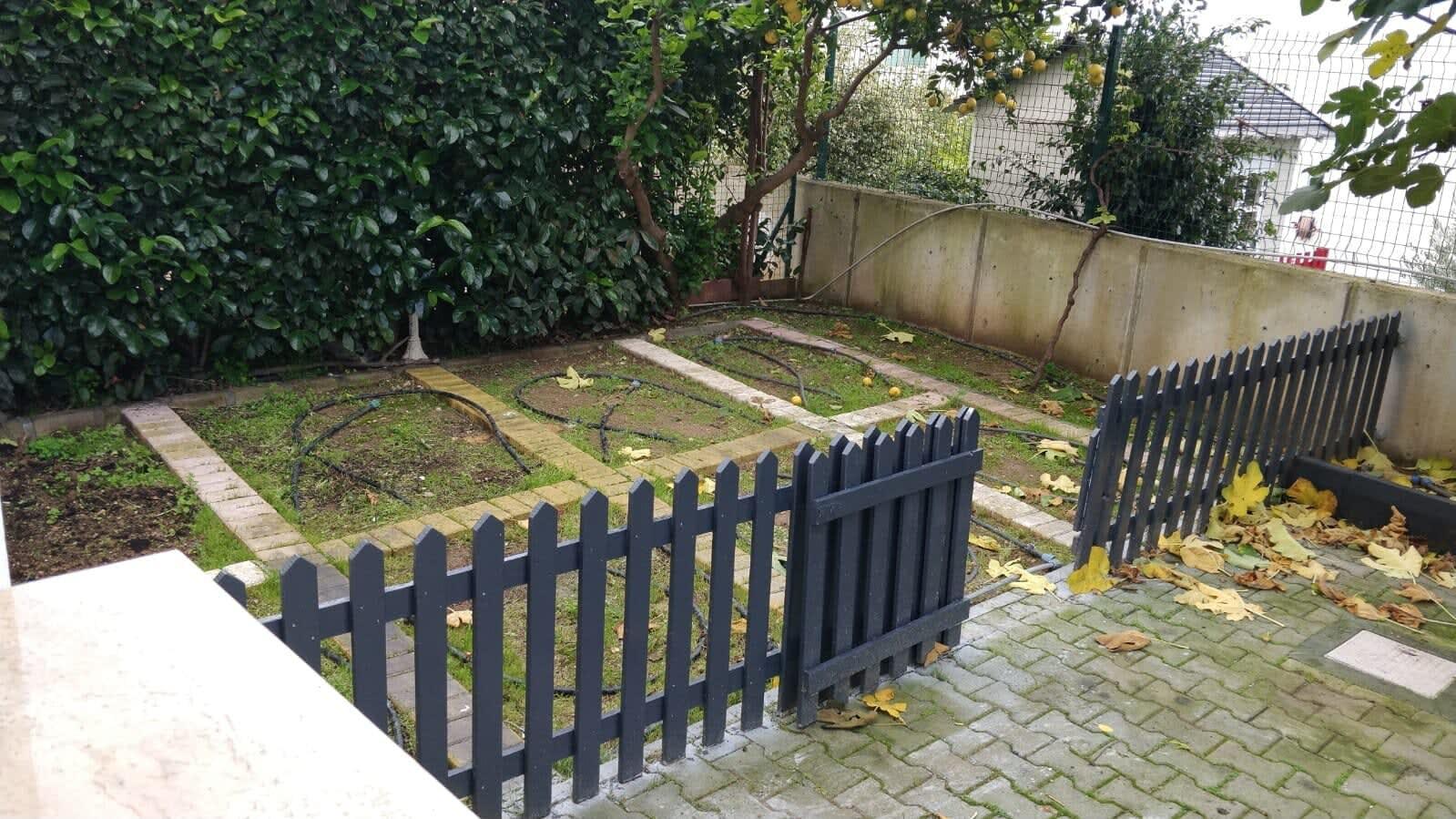 Karoğlanoğlu Lemon Park'ta Ortak Havuzlu ve Geniş Bahçeli 3+1 İkiz-Villa 5519