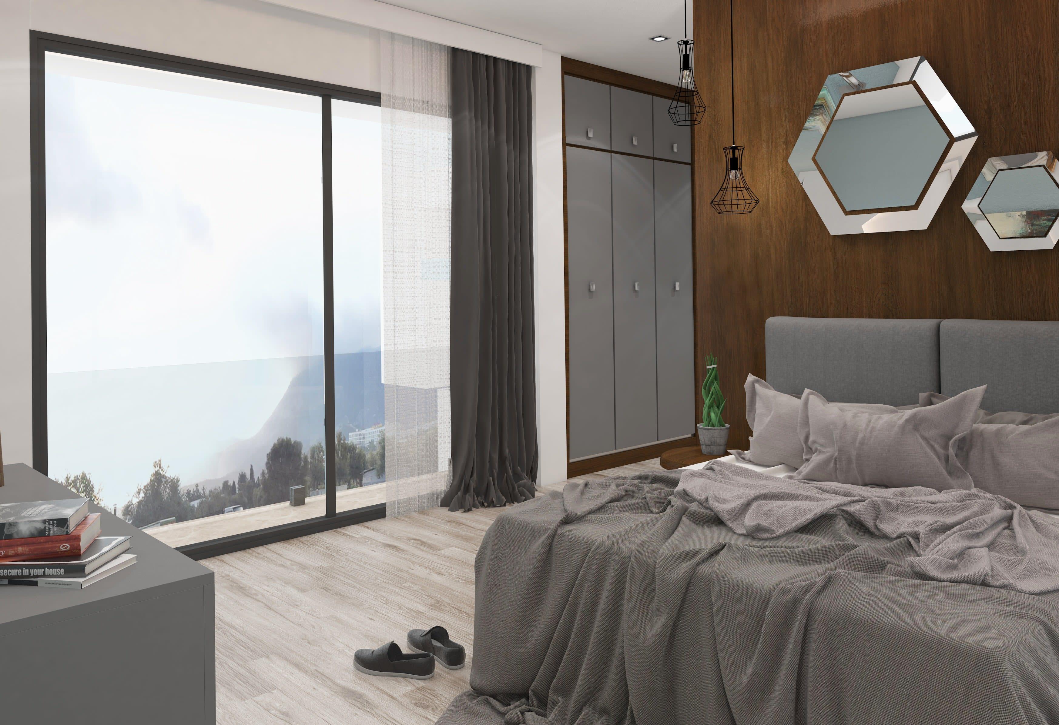Çatalköy'de Satılık 3 Yatak Odalı Lüks Villalar 7929