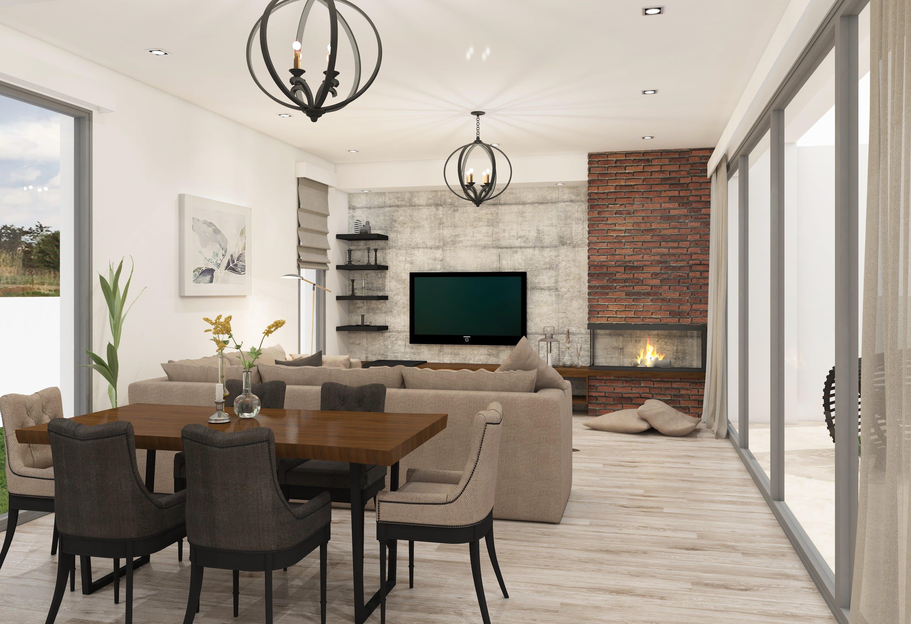 Çatalköy'de Satılık 3 Yatak Odalı Lüks Villalar 7930