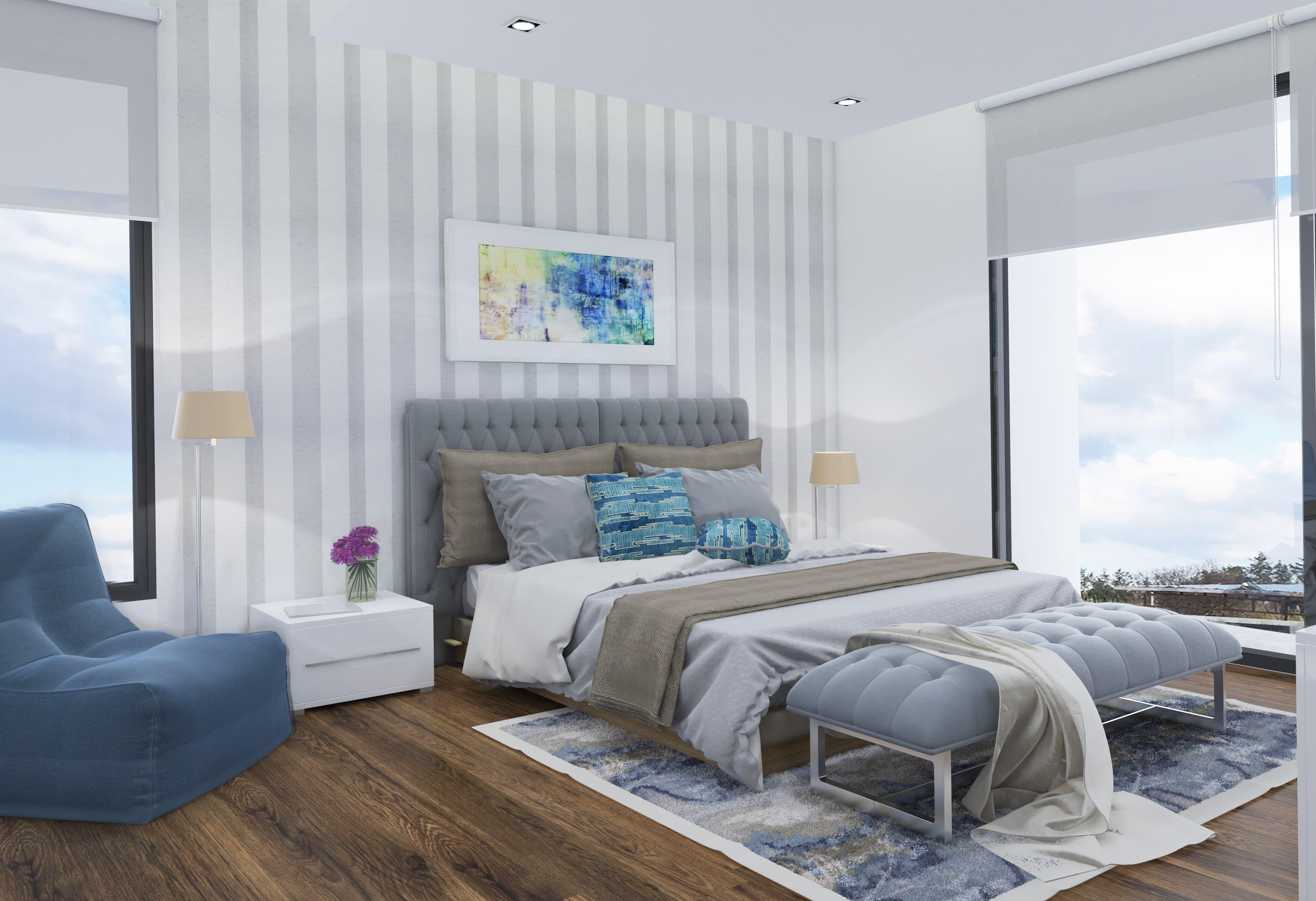 Çatalköy'de Satılık 4 Yatak Odalı ve Özel Havuzlu Lüks Villalar 7942