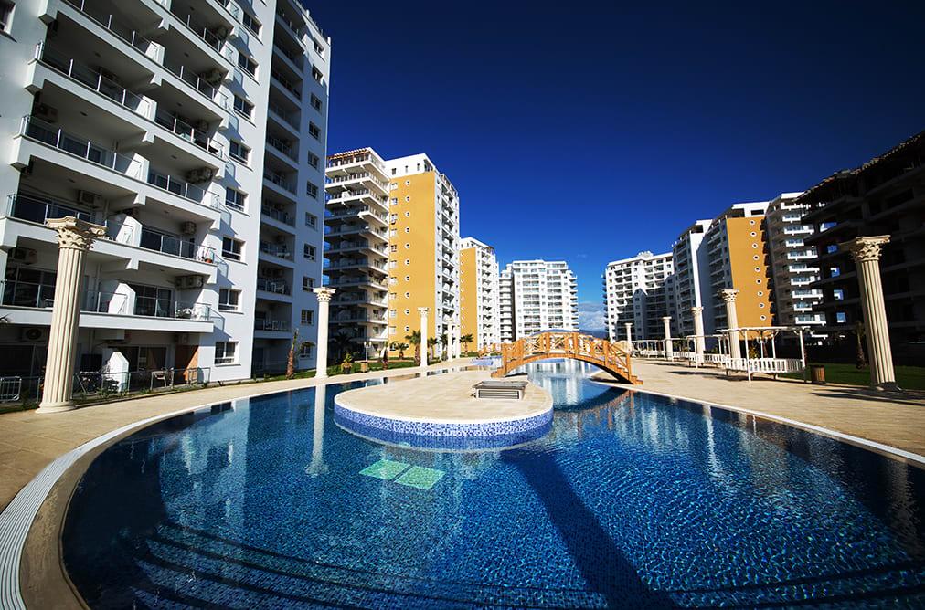 Long Beach İskele'de Lüks Rezidans'ta Satılık 3+1 Penthouse 8056