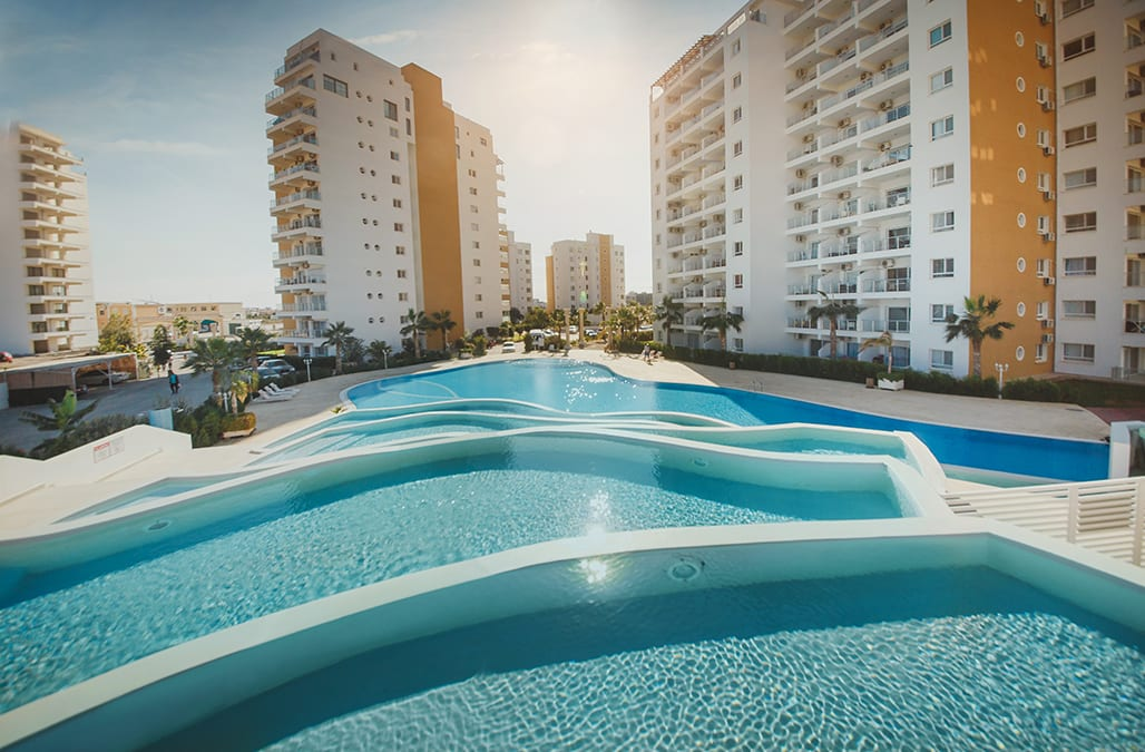 Long Beach İskele'de Lüks Rezidans'ta Satılık 3+1 Penthouse 8057