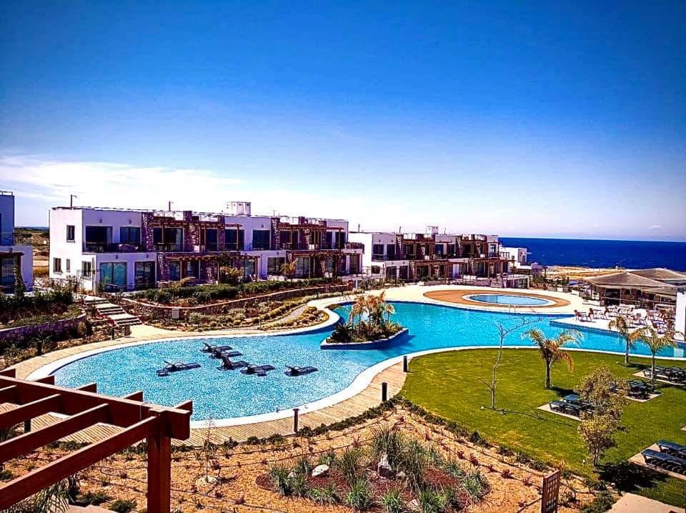 Kuzey Kıbrısta Benzeri Olmayan Elit Tatil Seçenekleri / Günlük-Dönemlik Kiralık Daire-Penthouse-Villa 8332