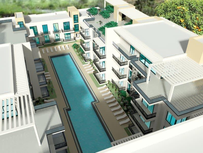 Long Beach Iskele'de Satılık 3+1 Penthouselar 8877