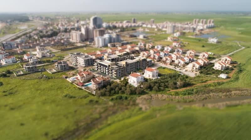 Long Beach Iskele'de Satılık 3+1 Penthouselar 8880