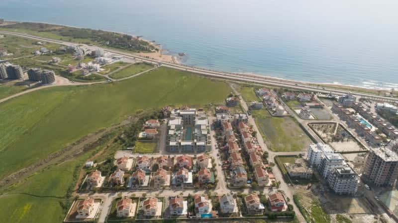 Long Beach Iskele'de Satılık 3+1 Penthouselar 8879