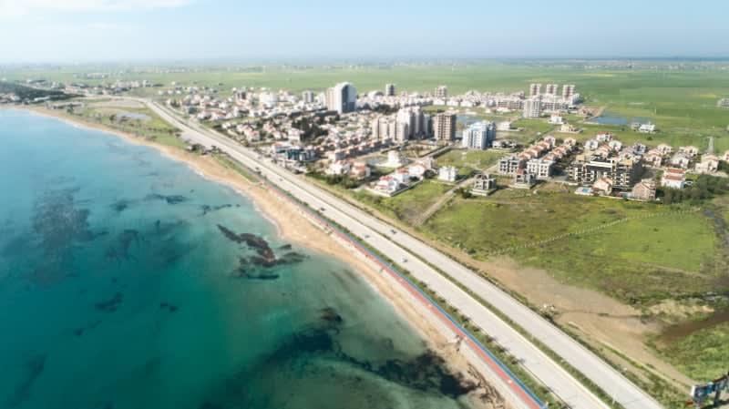 Long Beach Iskele'de Satılık 3+1 Penthouselar 8882