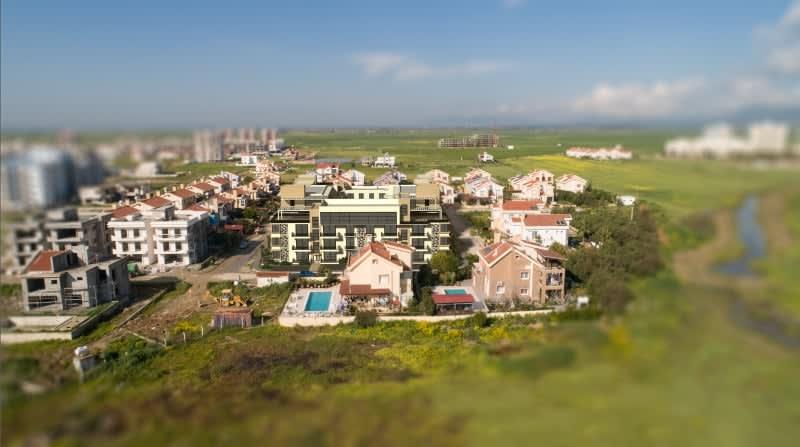 Long Beach Iskele'de Satılık 3+1 Penthouselar 8883