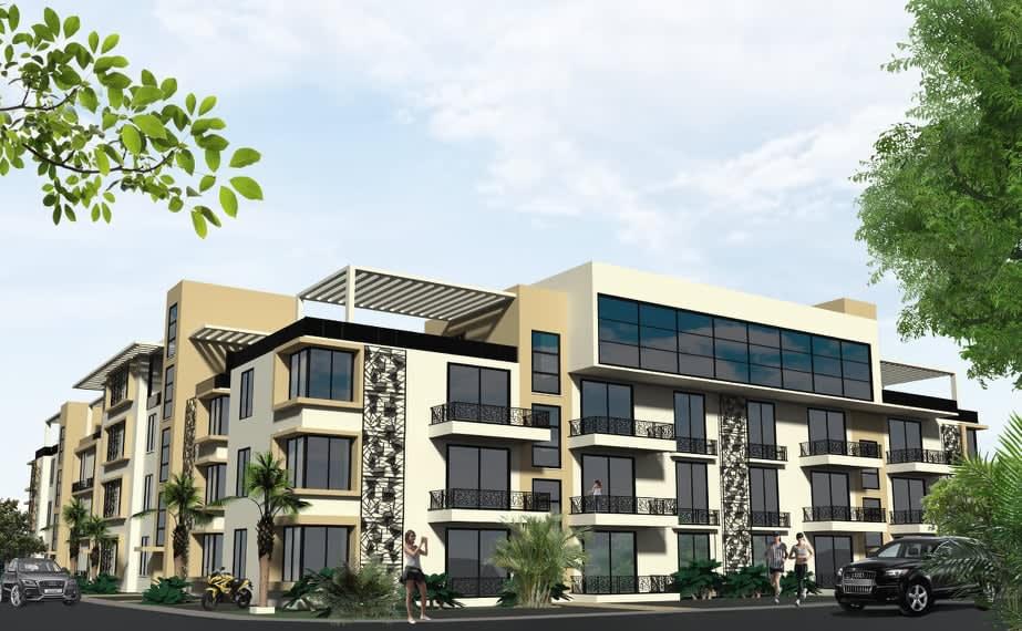 Long Beach Iskele'de Satılık 3+1 Penthouselar 8886