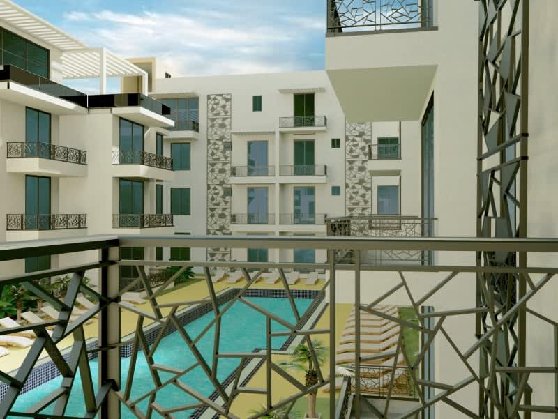 Long Beach Iskele'de Satılık 3+1 Penthouselar 8885