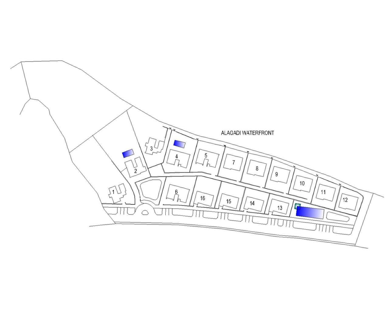3 Yatak Odalı Satılık Esentepe'de Manzaralı Bungalow 8935