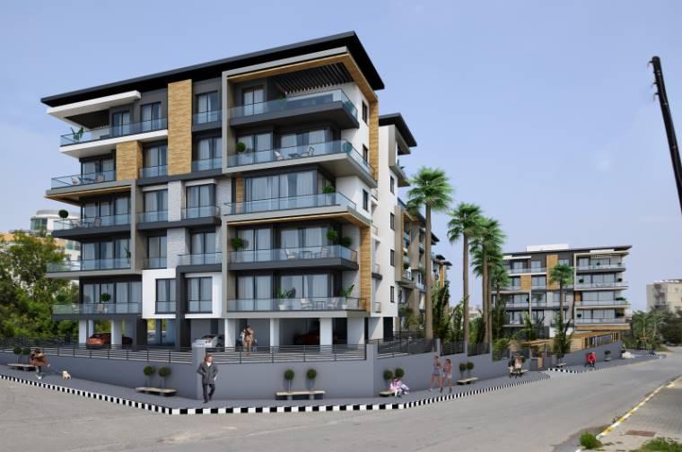 Girne (Merkez) Satılık Apartman Dairesi 1+1 9331