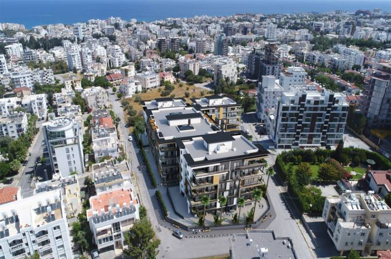 Girne (Merkez) Satılık Apartman Dairesi 1+1 9330