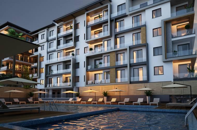 Girne (Merkez) Satılık Apartman Dairesi 1+1 9334