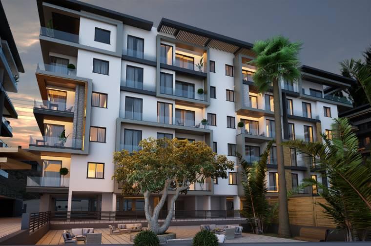 Girne (Merkez) Satılık Apartman Dairesi 1+1 9335
