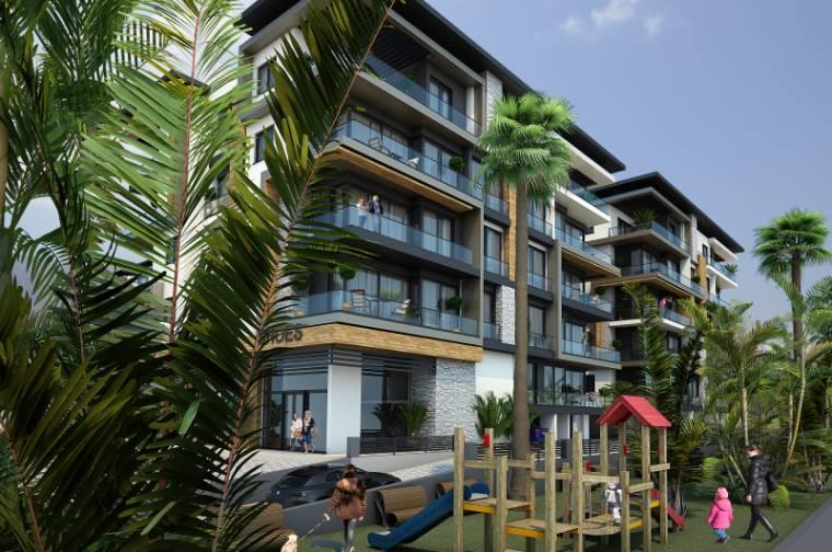 Girne (Merkez) Satılık Apartman Dairesi 1+1 9336