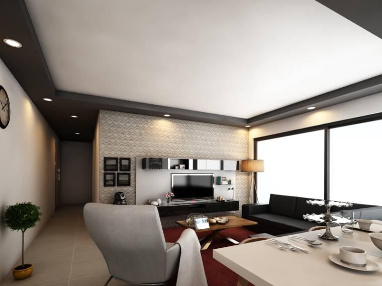 Girne (Merkez) Satılık Apartman Dairesi 3+1 9340