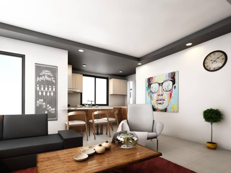 Girne (Merkez) Satılık Apartman Dairesi 3+1 9343