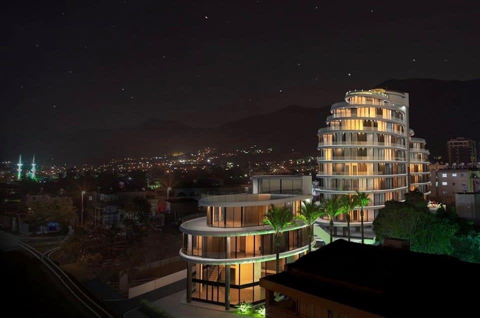 Girne (Merkez) Satılık Apartman Dairesi 2+1 9369