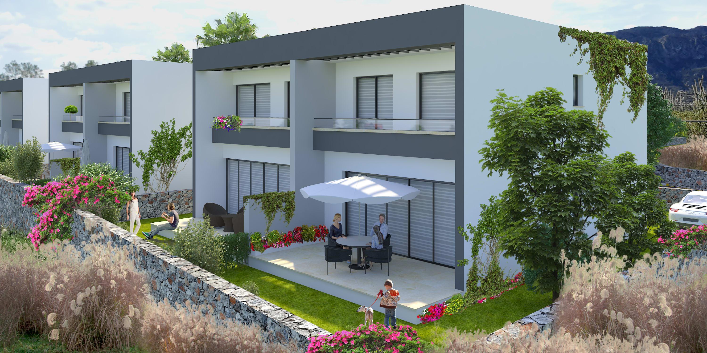 2+1 Duplex Villa 9401