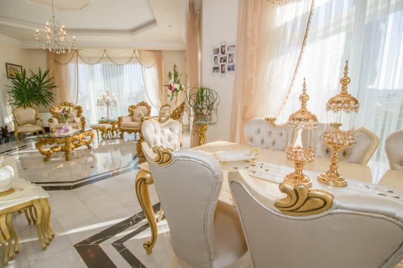 Kuzey Kıbrıs - Yenikent'de Satılık  Lüx Villa-Müstakil 9795