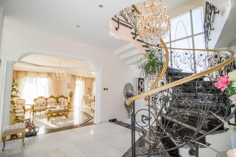 Kuzey Kıbrıs - Yenikent'de Satılık  Lüx Villa-Müstakil 9803