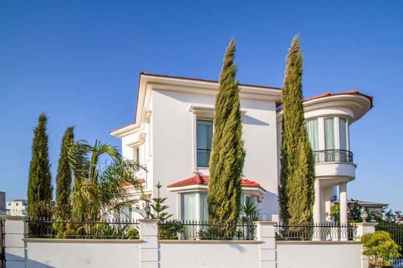 Kuzey Kıbrıs - Yenikent'de Satılık  Lüx Villa-Müstakil 9804