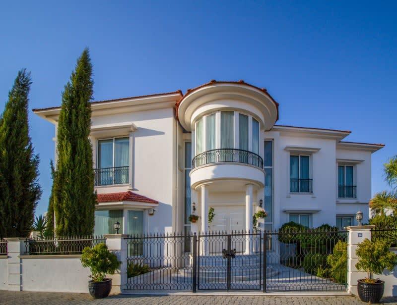 Kuzey Kıbrıs - Yenikent'de Satılık  Lüx Villa-Müstakil 9812