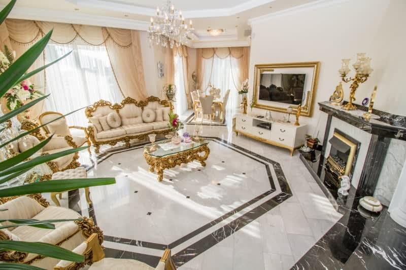 Kuzey Kıbrıs - Yenikent'de Satılık  Lüx Villa-Müstakil 9811