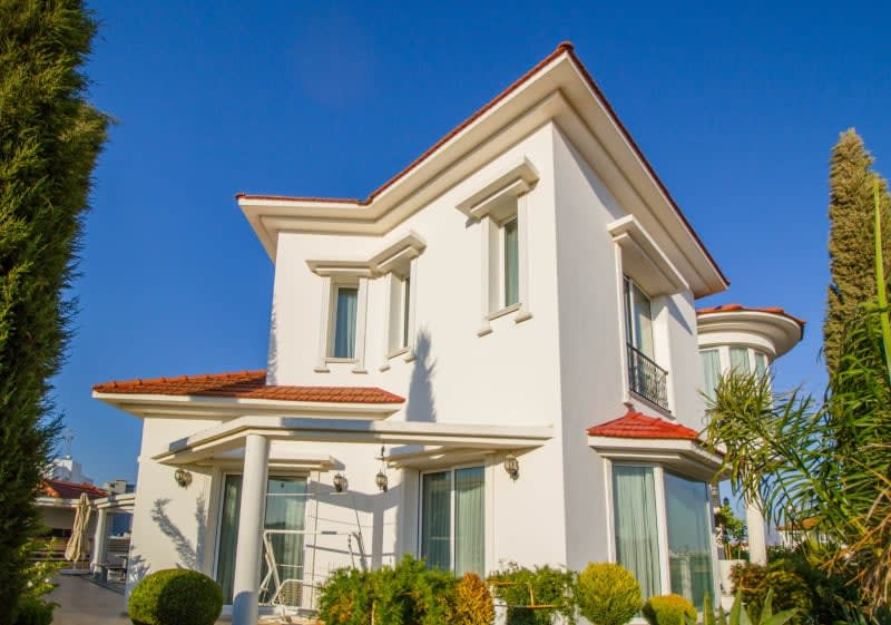 Kuzey Kıbrıs - Yenikent'de Satılık  Lüx Villa-Müstakil 9819