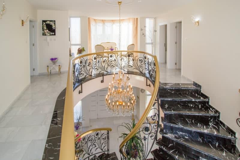 Kuzey Kıbrıs - Yenikent'de Satılık  Lüx Villa-Müstakil 9823