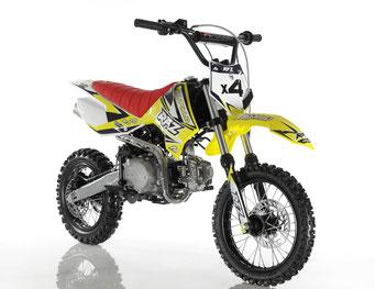 Apollo DBX4 110cc Dirt Bike