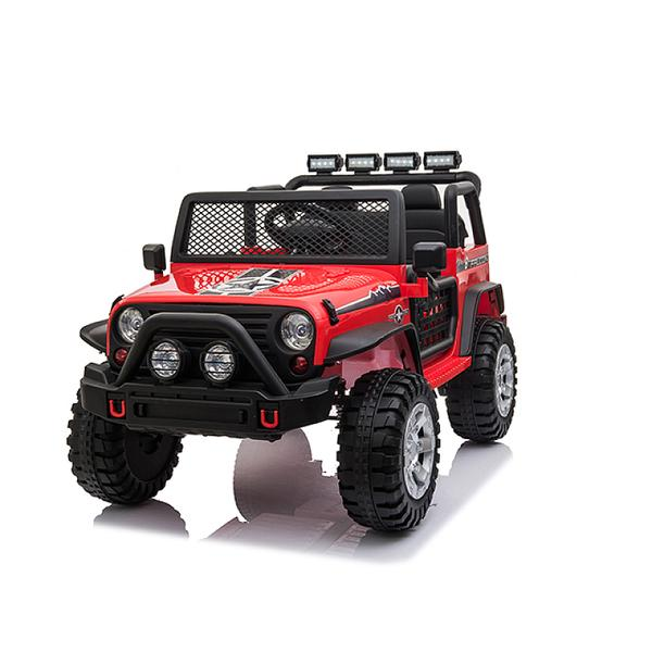 jeep With Rocking Feature For Small Kids