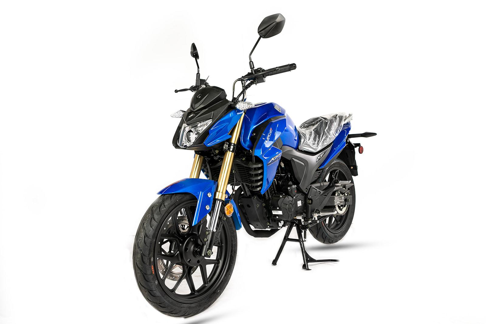 LIFAN KP 200  MOTORCYCLE