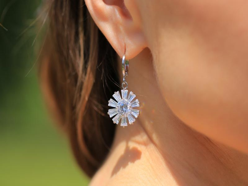 Having trouble wearing bigger earrings?
