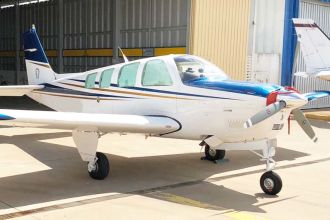 Beechcraft Bonanza A36 BE36 1986