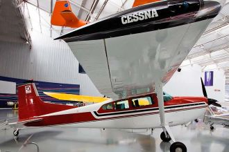 Cessna Skywagon C185 1974