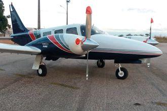 Piper Seneca II PA34 1978