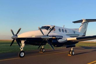 Beechcraft King Air F90 BE9T 1979