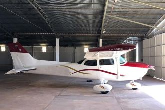 Cessna Skyhawk C172 1973