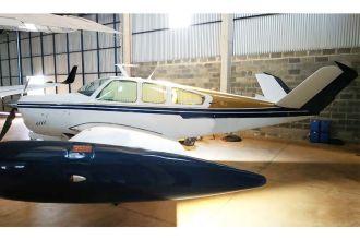 Beechcraft Bonanza V35B BE35 1972