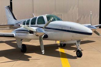 Beechcraft Baron 58 BE58 1999