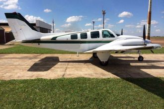 Beechcraft Baron 58 BE58 1995