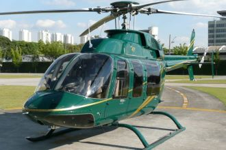 Bell Helicopter Bell 407 B407 2000