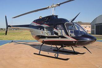 Bell Helicopter Bell Jet Ranger 206B B06 1993