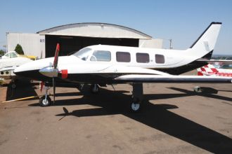 Piper Navajo C/R PA31 1976