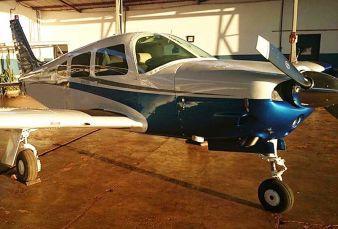 Embraer Corisco Aspirado P28R 1979