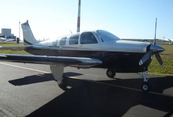 Raytheon Aircraft Bonanza G36 BE36 2009